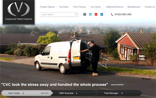 Van Leasing | Van Contract Hire | Van Finance