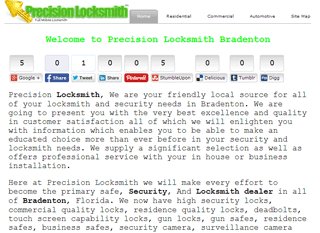 Precision Locksmith