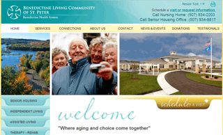 Benedictine Retirement Community of St Peter