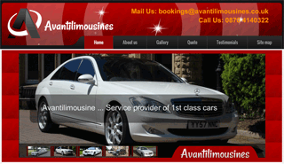 Limousine Hiring Reading