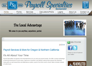 Payroll Specialties, Inc.