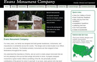 Evans Monument Company