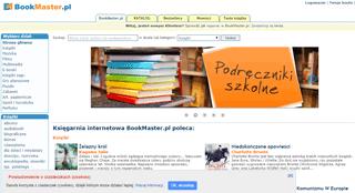 BookMaster Ksiegarnia Internetowa