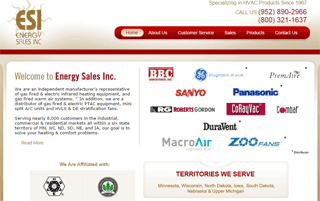 Energy Sales Inc.