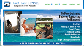 Hawaiian Lenses