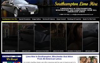 Limo Hire Southampton