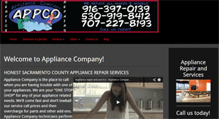 Appliance Company, Inc.
