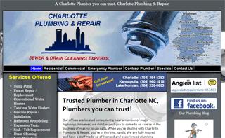 Charlotte Plumbers 704-394-5252 Charlotte Plumbing