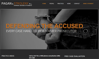 Miami Criminal Defense Lawyer - Pagan & Stroleny, P.L.