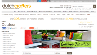 DutchCrafters Amish Outdoor Furniture