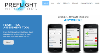 Preflight Mitigators Flight Risk Assessment Tool