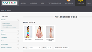 Nigeria Online Shopping - Home of Female Clothing & Fashion