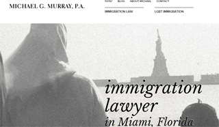 Immigration Lawyer Miami, FL