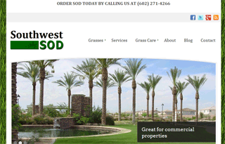Sounthwest Sod - Arizona