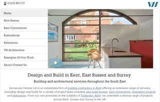 Vernacular Homes Ltd. - Design And Build Contractors