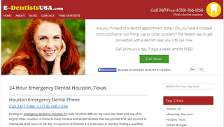 Emergency Dentists Houston TX