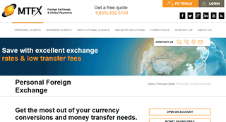 Online Foreign Currency Exchange Services Canada