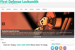Bradenton, FL | Locksmith Service