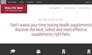 Healthz Mag