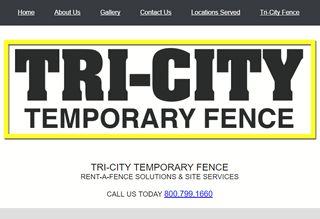Tri City Temporary Fencing
