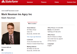 Mark Neuman Insurance Agency Inc