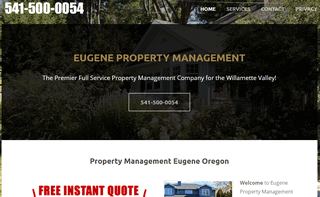 Asurent Property Management Eugene