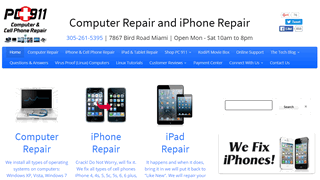 PC 911 Computer & Cell Phone Repair Miami