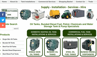 Southern Tank Services - Oil and Diesel Tanks