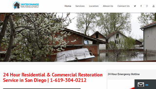 Rapid Restore Pros - Water Damage San Diego