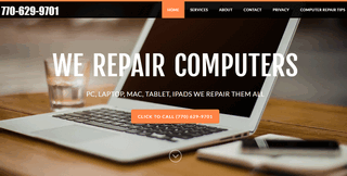 Computer repair Johns Creek GA