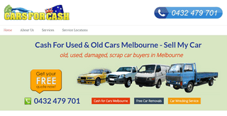 Cash For Cars Melbourne