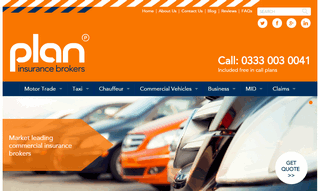 Great Value Taxi Insurance from Plan Insurance Brokers