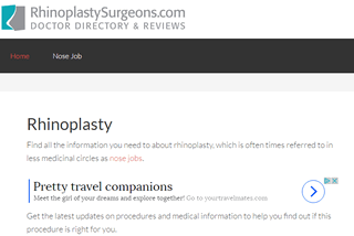 Rhinoplasty Surgeons