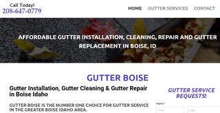 Gutter Repair Boise
