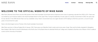 Mike Rann