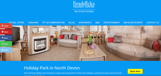 Beachside Holiday Park North Devon