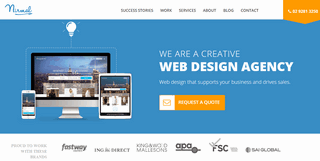 Nirmal Website Design Sydney