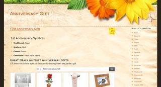 AnniversaryGift.org