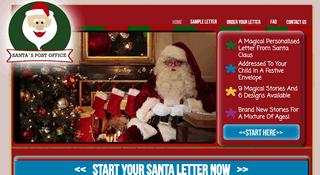 Santa Letters UK
