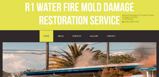 Maryland Water Damage Restoration Service
