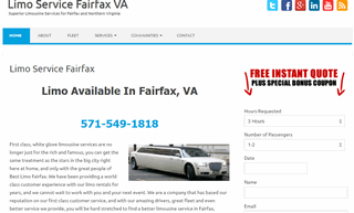 Best Limo Fairfax