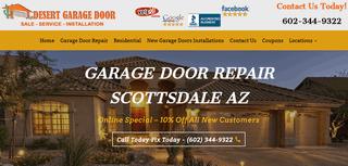 Desert Garage Doors AZ