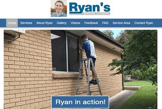 Ryan's Window Cleaning