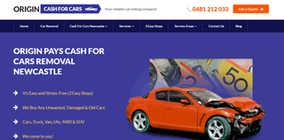 Cash For Scrap Cars Removal Newcastle