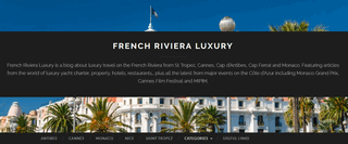 French Riviera Luxury Blog