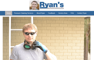 Ryan's Pressure Cleaning