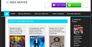 free movie english download