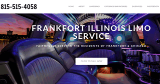 Limo Service Frankfort Il