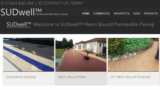 Resin Drives uk south east sussex