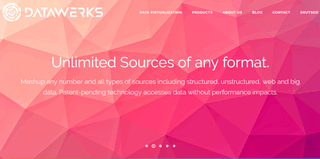 DataWerks – Real-time Data Virtualization and Enterprise Data Compilation